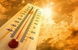 Σαββατοκύριακο με καύσωνα και τη θερμοκρασία να αγγίζει ακόμα και τους 38 βαθμούς