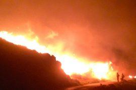 Μαίνονται οι πυρκαγιές σε Εύβοια και Αλεξανδρούπολη