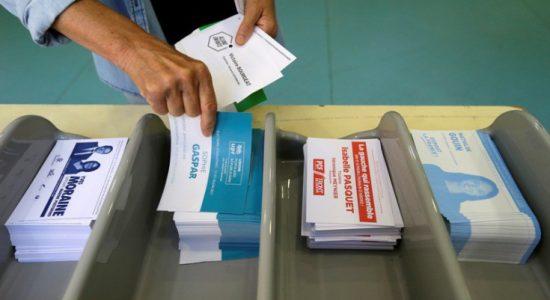 Το τελικό αποτέλεσμα των εκλογών στη Γαλλία