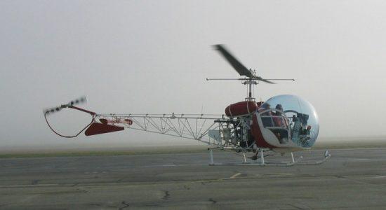 Πτώση ελικοπτέρου στο βάλτο του Σχινιά, με δύο νεκρούς και ένα τραυματία
