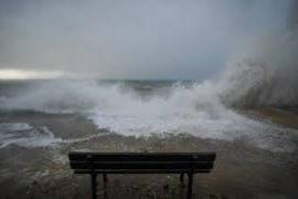 Δελτίο επιδείνωσης του καιρού από την ΕΜΥ για ισχυρές καταιγίδες και ανέμους