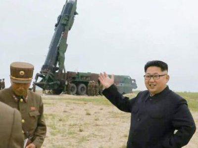 Παγκόσμιος συναγερμός μετά τη νέα εκτόξευση πυραύλου του Κιμ Γιονγκ Ουν