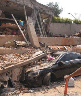 Ξεπέρασαν τους 150 οι νεκροί από τα φονικά Ρίχτερ στο Μεξικό
