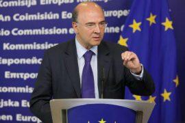 Μοσκοβισί: Η Ελλάδα ανέλαβε τις ευθύνες της, καιρός να αναλάβουμε τις δικές μας