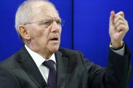 Σοιμπλε: Απαραίτητη η χρηματοδότηση των φτωχότερων από τα πλουσιότερα κράτη της ευρωζώνης