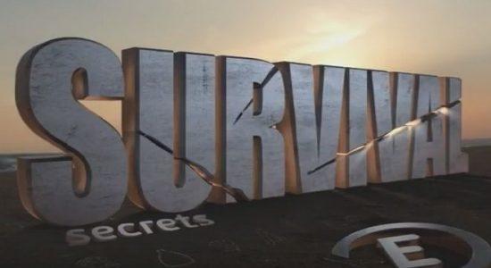 Το Epsilon ανακοίνωσε το 'Survival Secrets'