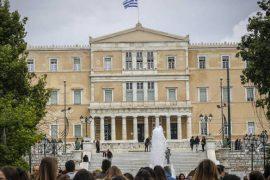 Όλα έτοιμα για το συλλαλητήριο της Αθήνας
