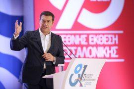 Τσίπρας: Η Ελλάδα μπορεί να σταθεί στα πόδια της και πολύ σύντομα θα βγει στις αγορές